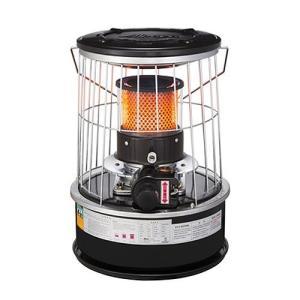 『韓国製の人気ブランド「Alpaca アルパカ」社製 灯油ストーブです』  自動消火装置が装備された...