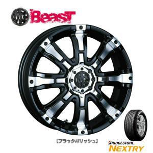 CRIMSON (クリムソン) MG BEAST for K-CAR&ブリヂストン NEXTRY 165/55R15|bigrun-ichige-store