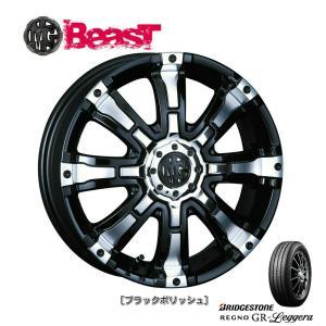 CRIMSON (クリムソン) MG BEAST for K-CAR&ブリヂストン REGNO GR-Leggera 165/55R15|bigrun-ichige-store