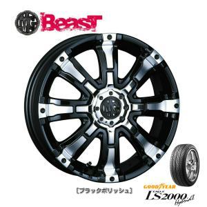 CRIMSON (クリムソン) MG BEAST for K-CAR&グットイヤー LS2000HybridII 165/55R15|bigrun-ichige-store