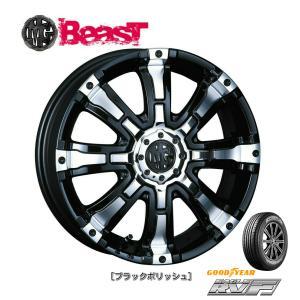 CRIMSON (クリムソン) MG BEAST for K-CAR&グットイヤー EAGLE RV-F 165/55R15|bigrun-ichige-store