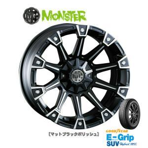 CRIMSON (クリムソン) MG MONSTER & グッドイヤー EfficientGrip SUV HP01 265/65R17 ※個人宅発送不可 bigrun-ichige-store