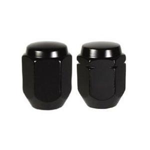 ブラック袋ナット[M12×1.5/1.25 19/21HEX]:24個 2点以上同時購入ご注文にて送料無料|bigrun-ichige-store