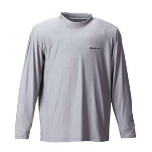 大きいサイズ メンズ Phiten コンプレッションハイネック長袖Tシャツ 3L 4L 5L 6L 8L|bigsize-upstart