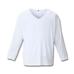大きいサイズ メンズ Heatchanger 長袖VTシャツ 3L 4L 5L 6L 8L|bigsize-upstart