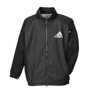 大きいサイズ メンズ adidas golf フルジップウインドウィズライニングジャケット 3L 4L 5L 6L|bigsize-upstart