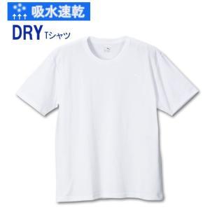 大きいサイズ メンズ PUMA DRYハニカム 吸汗速乾 インナー 半袖Tシャツ 3L 4L 5L 6L 8L|bigsize-upstart