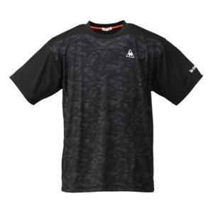 大きいサイズ メンズ LE COQ SPORTIF サンスクリーン半袖Tシャツ 3L 4L 5L 6L|bigsize-upstart