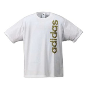 大きいサイズ メンズ adidas 半袖Tシャツ 3XO 4XO 5XO 6XO 7XO 8XO 2L 3L 4L 5L 6L 7L|bigsize-upstart