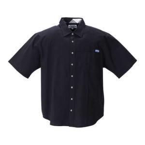 【新作・新着商品!】綿麻半袖シャツ 大きいサイズ メンズ OUTDOOR PRODUCTS  ブラック|bigsize