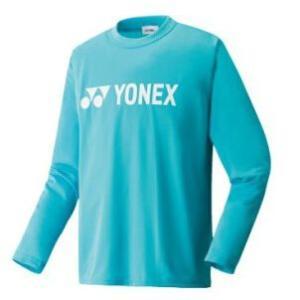 ヨネックス ソフトテニス 長袖Tシャツ(オーシャンブルー)|bigsports