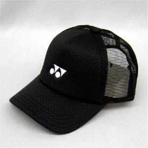 ソフトテニス キャップ ヨネックス(ブラック) 帽子 |bigsports