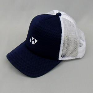 ヨネックス ソフトテニス キャップ(ネイビー) 帽子 |bigsports