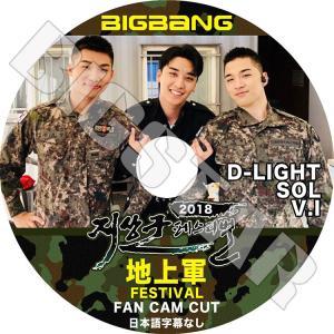 K-POP DVD/BIGBANG 地上軍 FESTIVAL FAN CAM CUT★日本語字幕なし...
