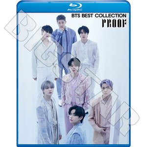Blu-ray BTS 2020 BEST COLLECTION Dynamite + B-side...