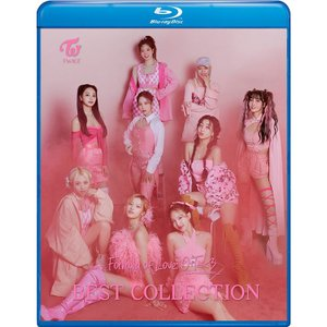 Blu-ray/TWICE 2019 BEST COLLECTION★FEEL SPECIAL/トゥ...