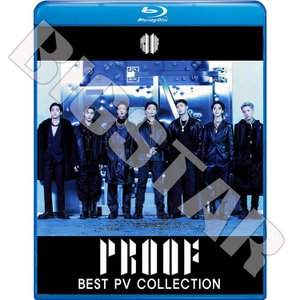 Blu-ray BTS 2020 BEST PV COLLECTION Life Goes On 防...