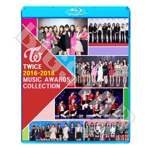 Blu-ray/TWICE 2016-2018 MUSIC AWARD CUT★トゥワイス ブルーレ...