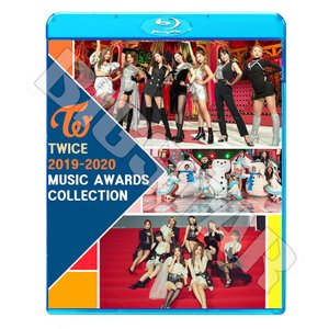 Blu-ray/TWICE 2019 MUSIC AWARD CUT★MAMA KBS MBC SB...