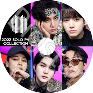 K-POP DVD/BTS 防弾少年団 SOLO PV COLLECTION★防弾少年団 バンタン KPOP DVD|bigstar-shop