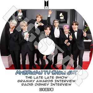 K-POP DVD/BTS アメリカン TV SHOW CUT★日本語字幕あり/防弾少年団 バンタン KPOP DVD|bigstar-shop