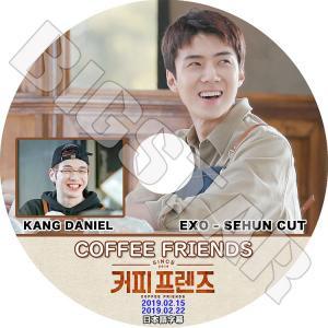EXO エクソ SEHUN セフン WANNAONE ワナワン カン ダニエル KPOP DVD 韓...