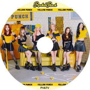 K-POP DVD/ROCKET PUNCH 2020 PV&TV セレクト★Bouncy/ロケットパンチ KPOP DVD|bigstar-shop