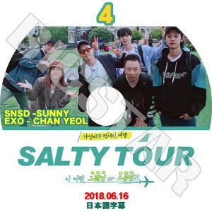 K-POP DVD/SALTY TOUR #4/2018.06.16★EXO ChanYeol SN...