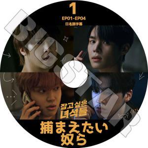 K-POP DVD 捕まえたい奴ら#1 EP01-EP04 WEB ドラマ 日本語字幕あり PENTAGON HIGHLIGHT VICTON TEENTOP KPOP DVD bigstar-shop
