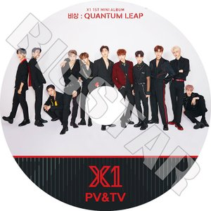 K-POP DVD/X1 2019 PV&TV セレクト★Flash/エックスワン KPOP DVD|bigstar-shop