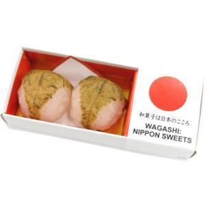 和菓子マグネット 2個入り 桜餅 MGW005495 bigstar