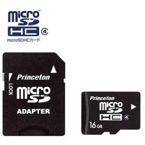 microSDHCカード 16GB PMSDHC/4-16GB