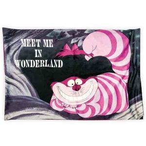ディズニー アリスインワンダーランド 枕カバー パープル MDAF-035|bigstar