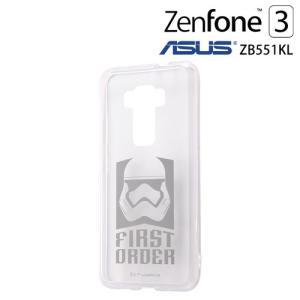 ☆ スター・ウォーズ ASUS ZenFone 3 ZE520KL / 楽天モバイル 専用 ハイブリッドケース トゥルーパー RT-SWAZ3U/TR bigstar