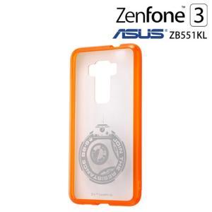 ☆ スター・ウォーズ ASUS ZenFone 3 ZE520KL / 楽天モバイル 専用 ハイブリッドケース BB-8 RT-SWAZ3U/B8 bigstar