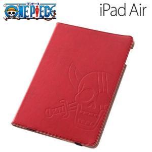 ONE PIECE ( ワンピース ) iPad Air 専用 レザージャケット (合皮) シャンク...