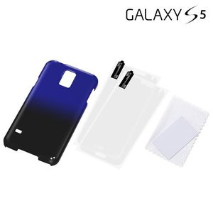GALAXY S5 ( docomo SC-04F / au SCL23 ) 専用 グラデーション・...