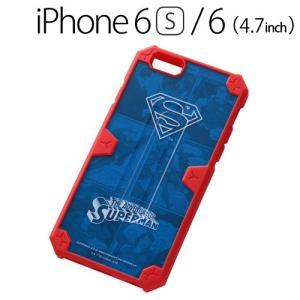☆ iPhone6s iPhone6 専用 耐衝撃ケース クラッシュレジスト スーパーマン RT-WP9SC2/SM (レビューを書いてメール便送料無料) bigstar