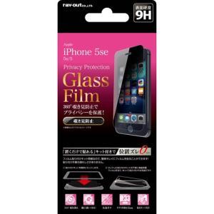 ☆ iPhoneSE/5S/5 専用 液晶保護ガラスフィルム 360度覗き見防止 貼付けキット付 RT-P11SFG/PK (メール便送料無料) bigstar