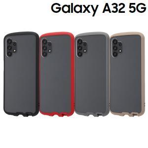 Galaxy A32 5G 耐衝撃ハイブリッドケース Puffull RT-GA32CC14 (メール便送料無料)|bigstar