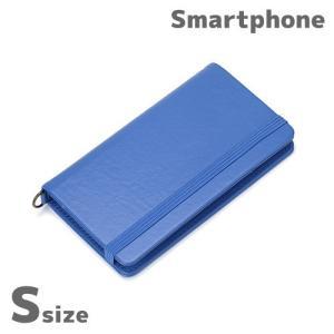 ☆ 各種スマートフォン対応 SLIDE スライドマルチフリップカバー Sサイズ ブルー PG-MFPS06BL(メール便送料無料)|bigstar