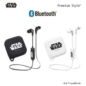 ☆ スターウォーズ (STAR WARS) Bluetooth 4.1搭載 ステレオイヤホン PG-BTE1SD07SW/PG-BTE1SD08SW|bigstar