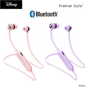 ☆ ディズニー Bluetooth 4.1搭載 ステレオイヤホン PG-BTE5SD01ARL/PG-BTE5SD02RPZ|bigstar