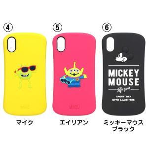 18bf6ad3d5 ... ディズニー iPhoneX 専用 ラウンドフォーム シリコンケース bigstar 05 ...