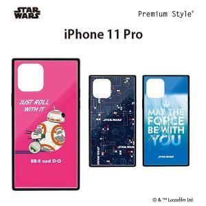 □ スターウォーズ (STAR WARS) iPhone 11 Pro (5.8インチ) ガラスハイブリッドケース PG-DGT19A33BB/PG-DGT19A34SW/PG-DGT19A35SW (メール便送料無料)|bigstar