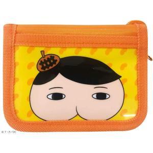 おしりたんてい ウォレット オレンジ K-5416A|bigstar