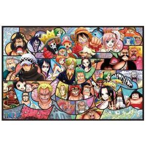 ワンピース ワンピース パズル 新世界大冒険! 1000-AC001|bigstar