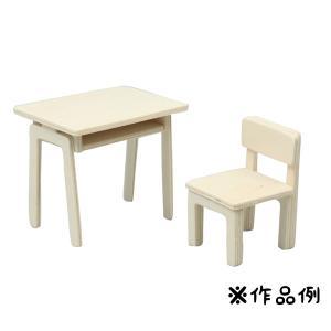 机と椅子 ジオラマベース 小 1070|bigstar