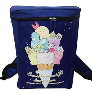 [ハタケヤマ] 保冷ヒューズバッグ すみっコぐらし 33698720 ネイビーブルーの商品画像|ナビ