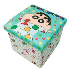 クレヨンしんちゃん スツールボックス A 64699208|bigstar